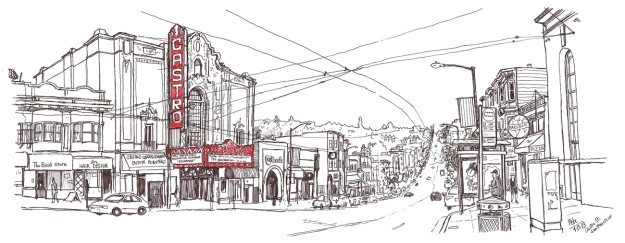 castro street SF