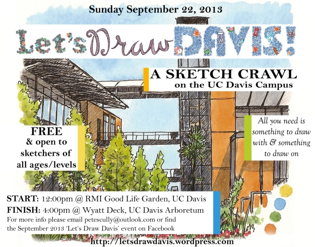 let's draw davis sept 2013