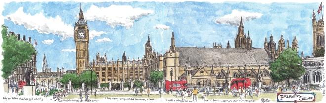 parliament square sm