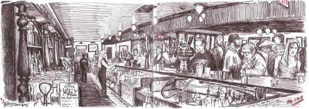 De Vere's Irish Pub, Davis. Click to see bigger.
