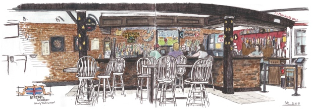 Streets pub Sacramento