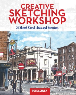 Creative Sketching Workshop US cover 1