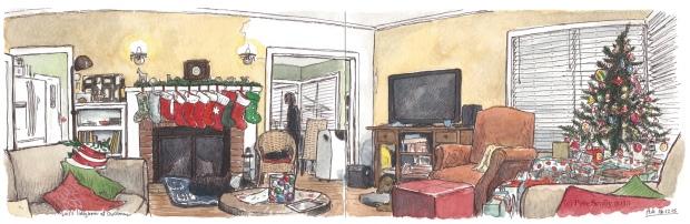 lois's living room xmas 2015 sm