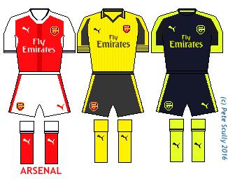 Arsenal 1617