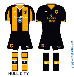 Hull City 1617