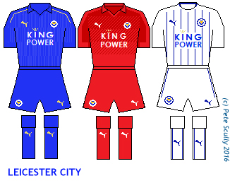 Leicester 1617