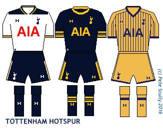Tottenham 1617