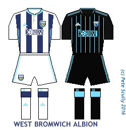 West Brom 1617