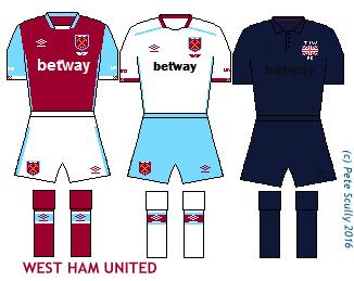West Ham 1617