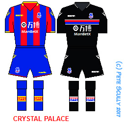 Crystal Palace 1718