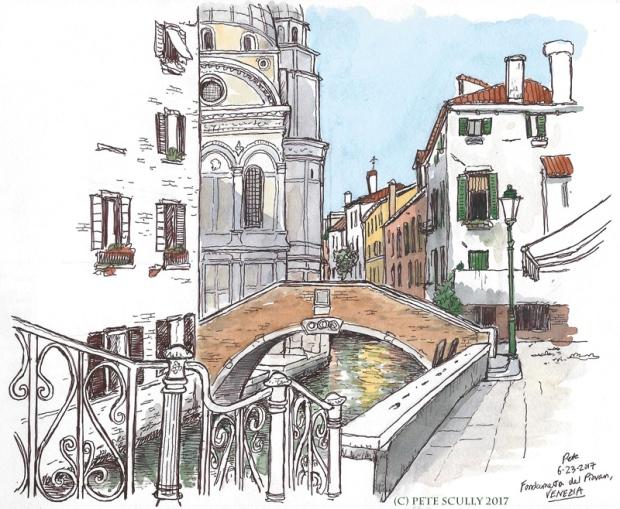 Fondamenta del Piovan Venice sm