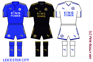Leicester 1718
