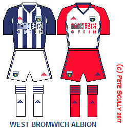 West Brom 1718