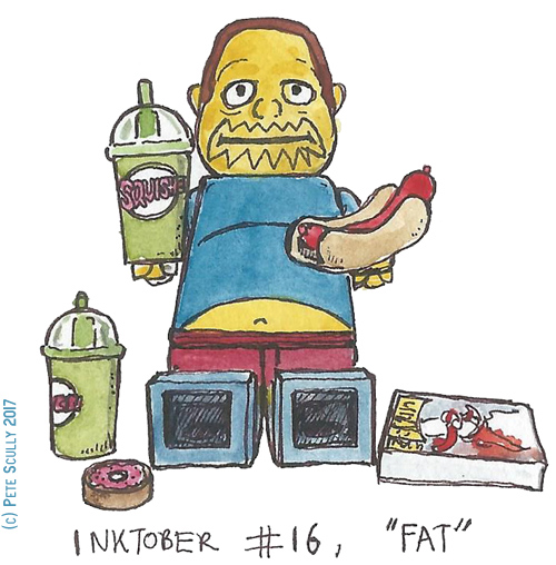 inktober 16 FAT sm