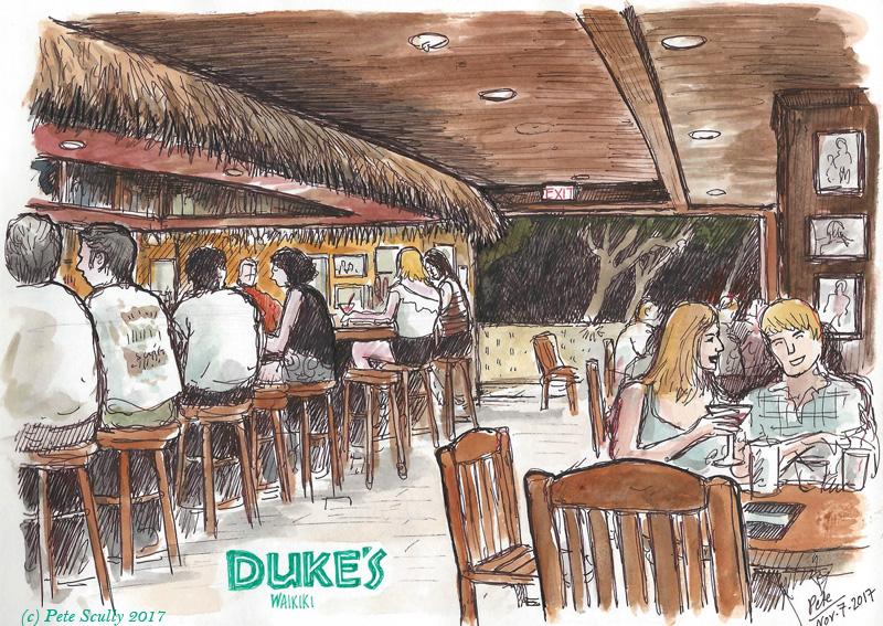 Duke's Waikiki sm