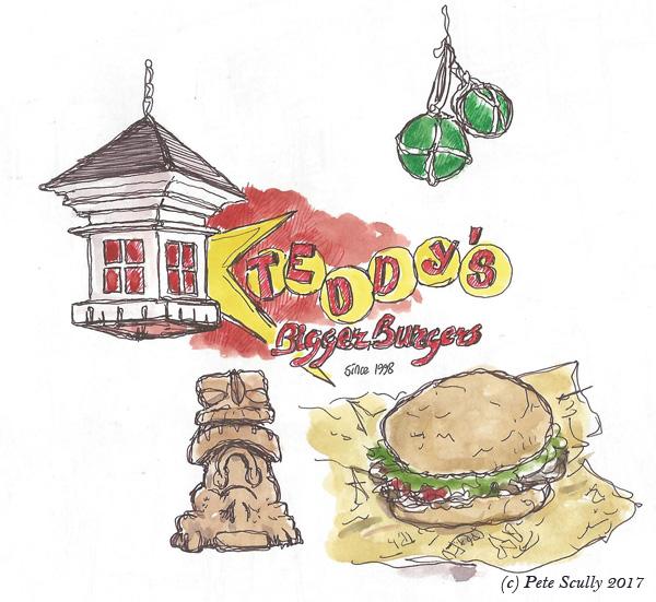 Teddys Burgers sm