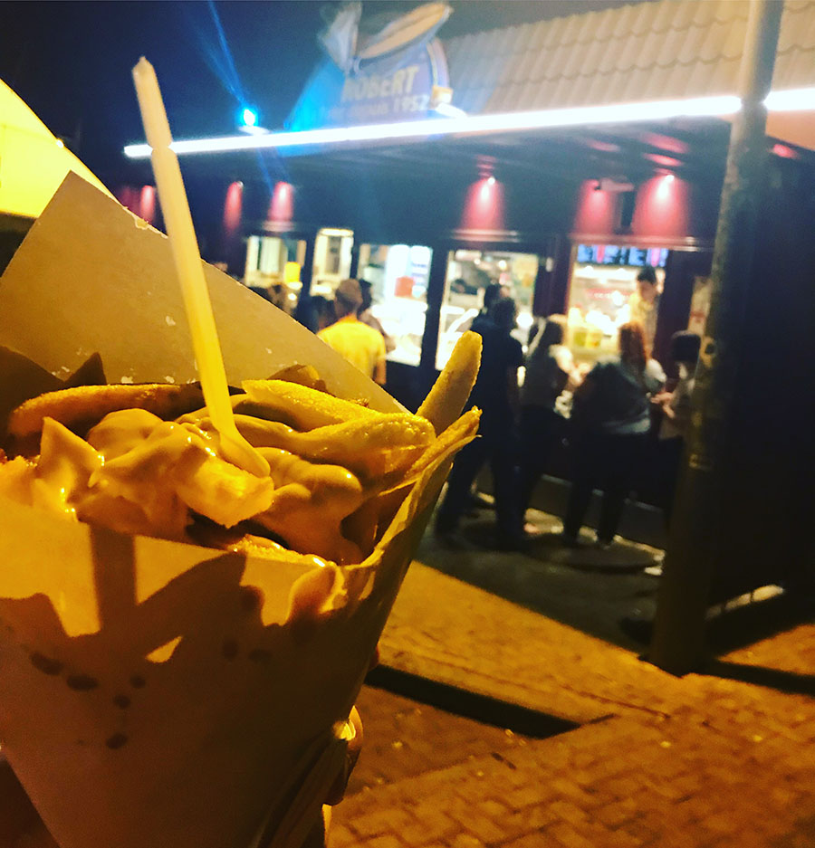 robert la frite