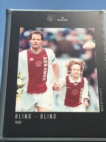 D. Blind leading D. Blind